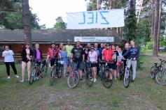 Team-Triathlon im Ferienpark Üdersee-Camp ,am 26.08.2017